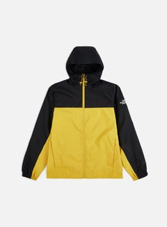 The North Face - Mountain Quest Jacket, Bamboo Yellow/TNF Black