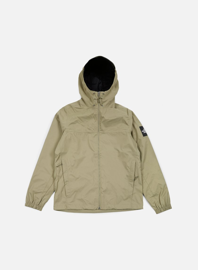 The North Face - Mountain Quest Jacket, Mountain Moss