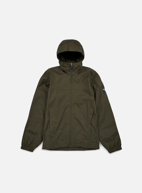 giacche the north face mountain quest jacket rosin green