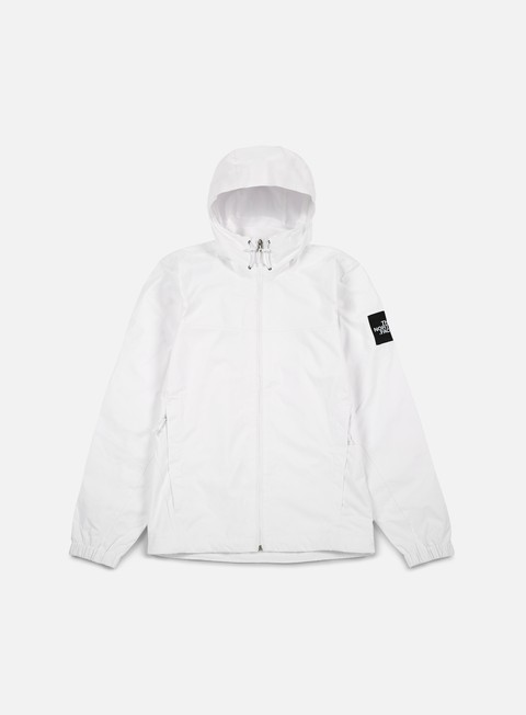 giacche the north face mountain quest jacket tnf white
