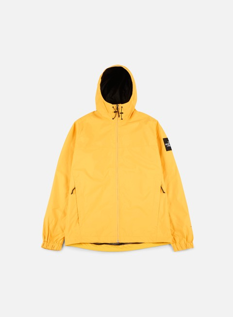 giacche the north face mountain quest jacket tnf yellow