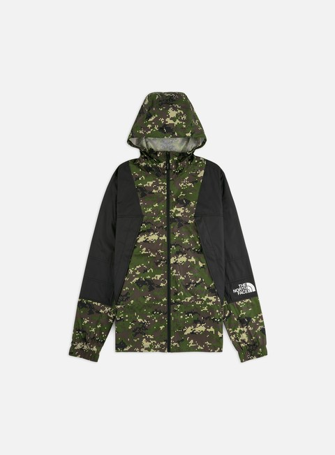 Sale Outlet Light Jackets The North Face Mtn Light Windshell Jacket