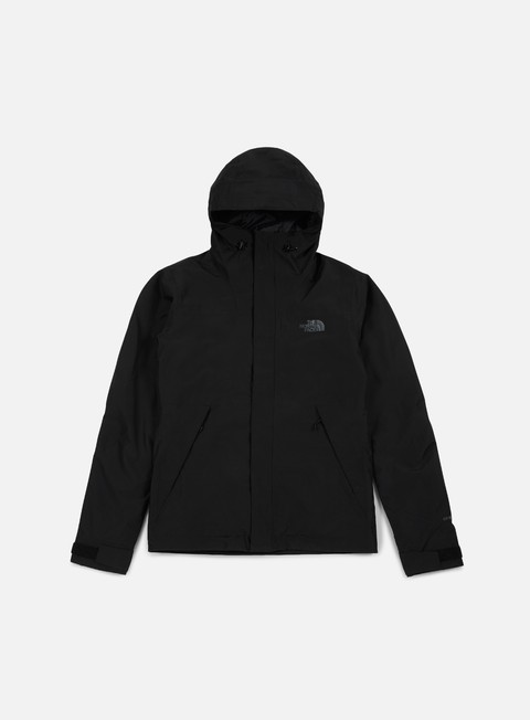giacche the north face naslund triclimate jacket tnf black