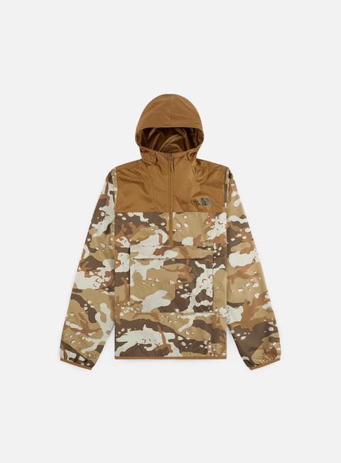 Outlet e Saldi Giacche Leggere The North Face Novelty Fanorak Jacket