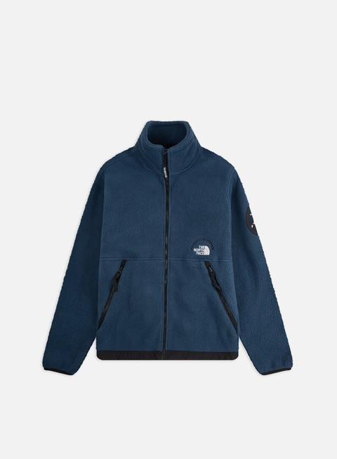 Felpe con Zip The North Face NSE Pumori Expedition Jacket