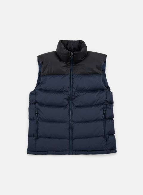 giacche the north face nuptse 2 vest eu urban navy