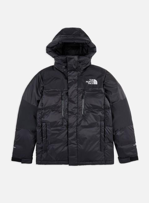 The North Face Original Himalayan Gtx Windstopper Down Jacket Men Tnf Black Graffitishop