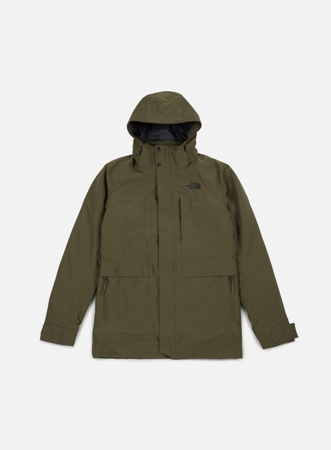 Piumini The North Face Outer Boroughs Triclimate Jacket