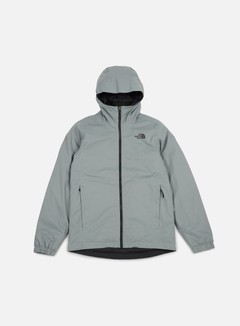The North Face - Quest Insulated Jacket, Monument Grey  Black Heather