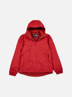 The North Face - Quest Insulated Jacket, TNF Red Heather 1