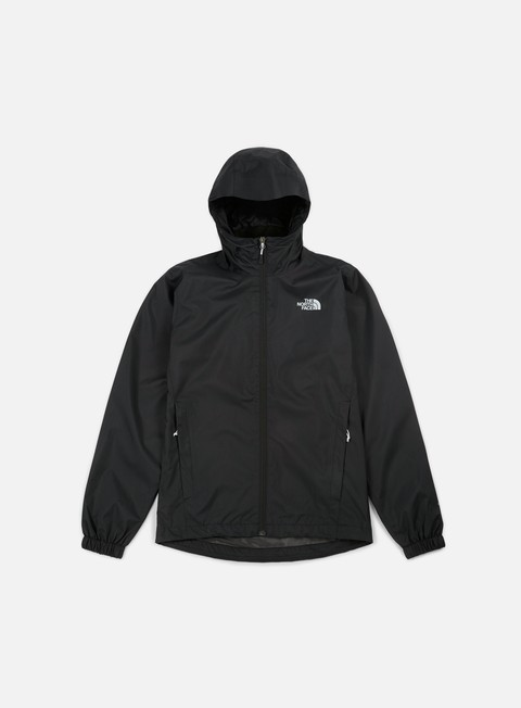 giacche the north face quest jacket tnf black