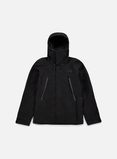 The North Face - Red 1990 Mountain Shell, TNF Black 1