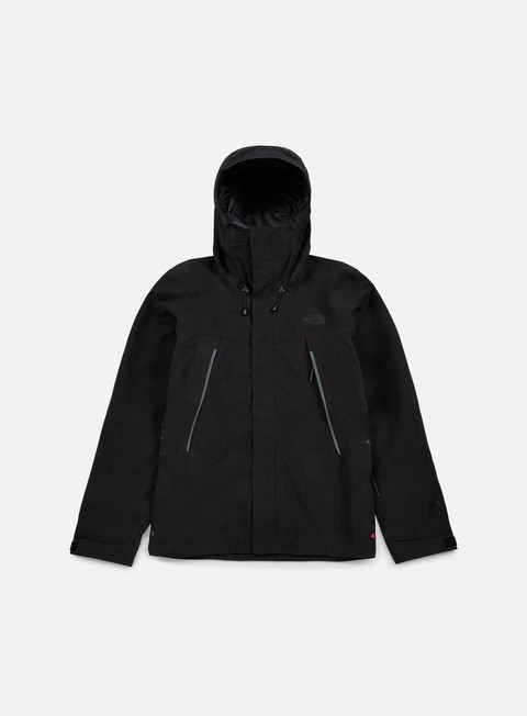 giacche the north face red 1990 mountain shell tnf black