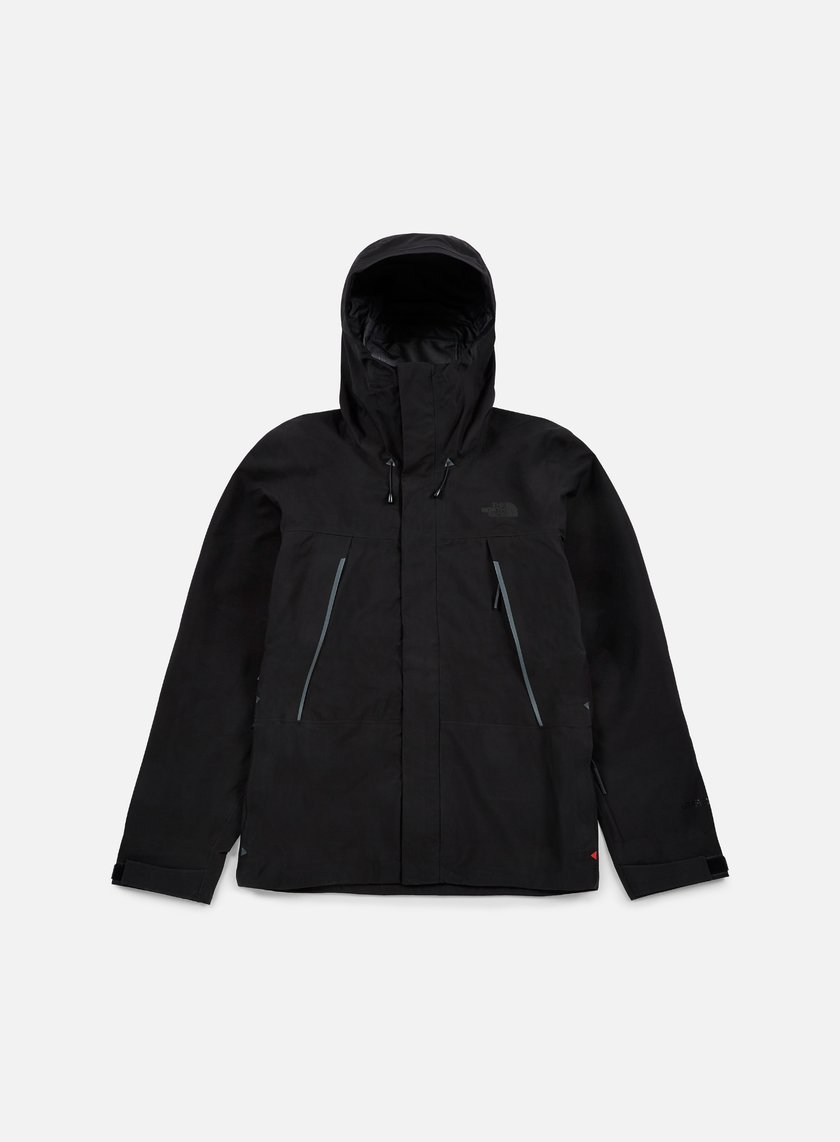 The North Face - Red 1990 Mountain Shell, TNF Black