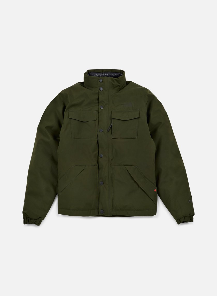 The North Face - Red Hoodoo Jacket, Rosin Green