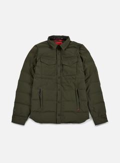 The North Face - Red Hoodoo Shirt Jacket, Rosin Green 1