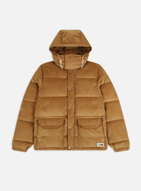 The North Face Sierra Down Cord Parka Jacket