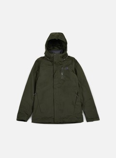 The North Face - Solaris Triclimate Jacket, Rosin Green 1