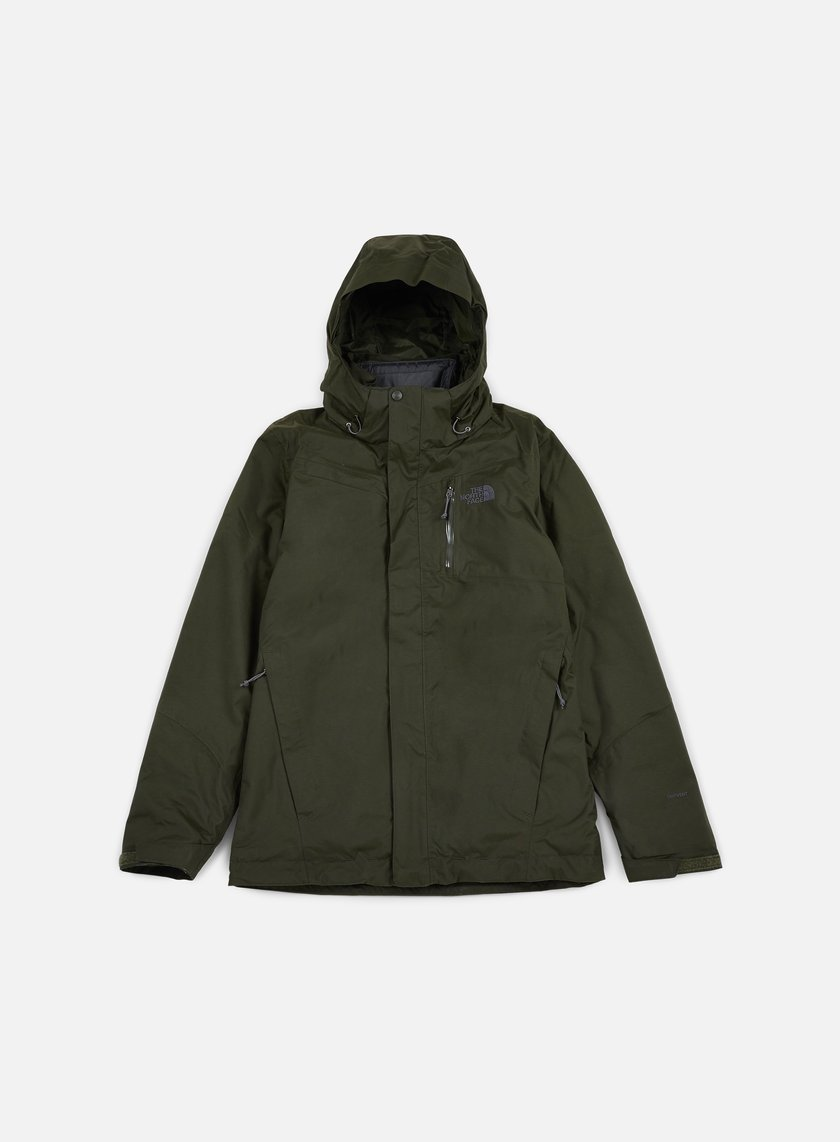 The North Face - Solaris Triclimate Jacket, Rosin Green