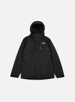 The North Face - Solaris Triclimate Jacket, TNF Black/TNF Black