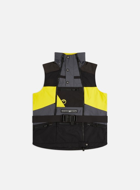 Giacche Smanicate The North Face Steep Tech Vest