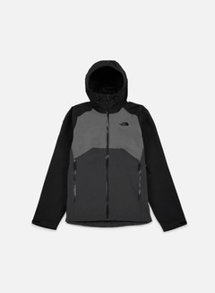 The North Face - Stratos Jacket, Asphalt Grey/Fusebox Grey/TNF Black 1