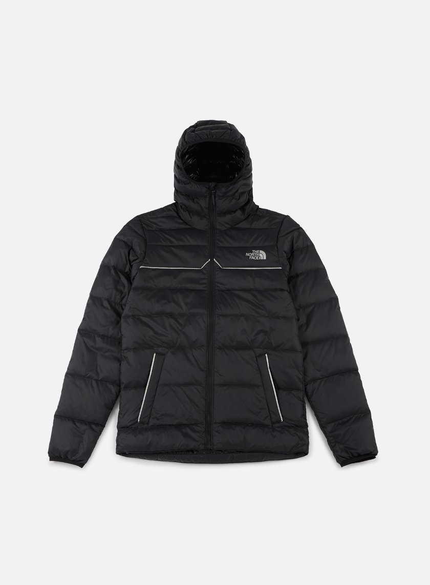 The North Face - West Peak Down Jacket, TNF Black/Silver Reflective