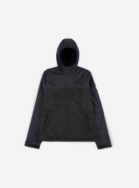 giacche the north face west peak softshell jacket tnf black