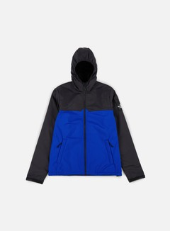 The North Face - West Peak Softshell Jacket, TNF Black/Bright Cobalt Blue 1