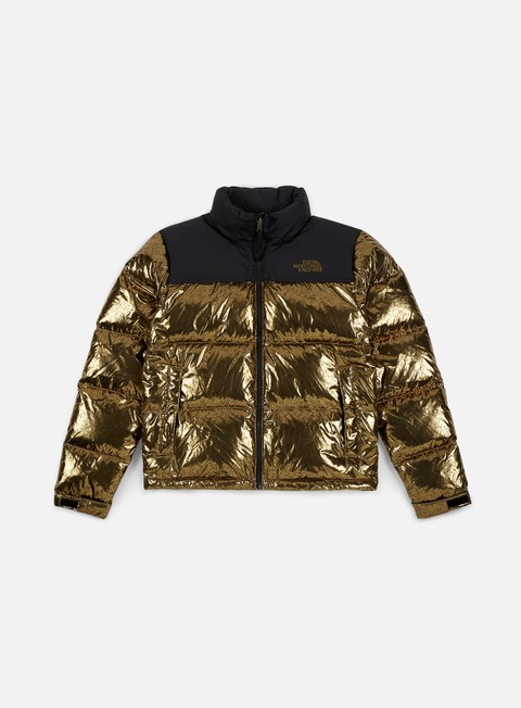 giacche the north face wmns 1996 retro nuptse jacket metallic copper
