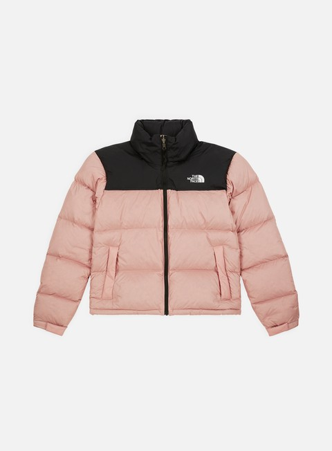 giacche the north face wmns 1996 retro nuptse jacket misty rose