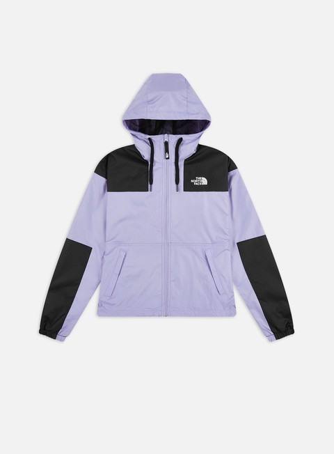 Windbreaker The North Face WMNS Sheru Jacket