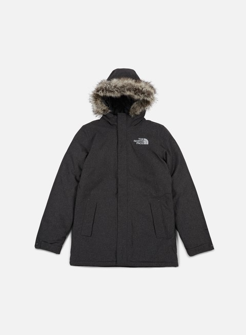 giacche the north face zaneck jacket tnf dark grey heather