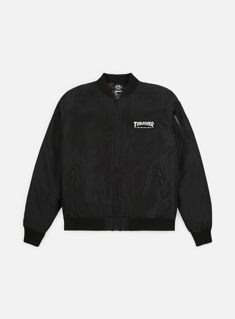 Outlet e Saldi Giacche Intermedie Thrasher Bomber Jacket