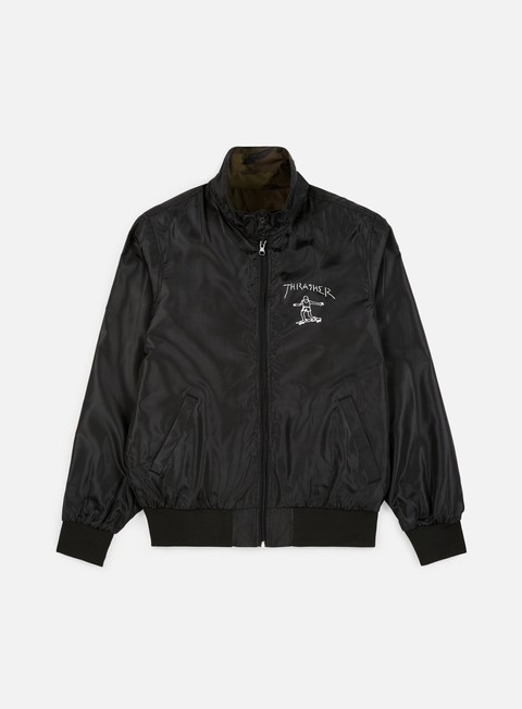 Sale Outlet Light Jackets Thrasher Gonz Reverse Coach Jacket