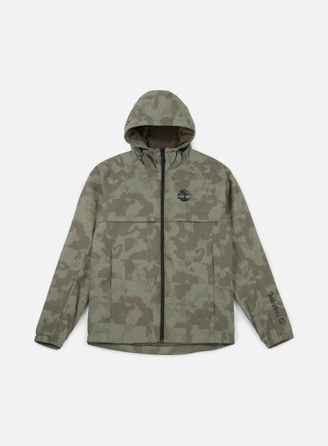 Outlet e Saldi Giacche Leggere Timberland Colour Block Windbreaker
