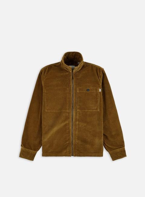Timberland Corduroy Full Zip Overshirt