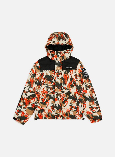 Winter Jackets Timberland O-A Camo Puffer Jacket