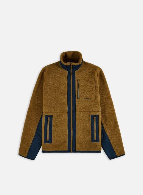 Giacche intermedie Timberland Sherpa Fleece Jacket
