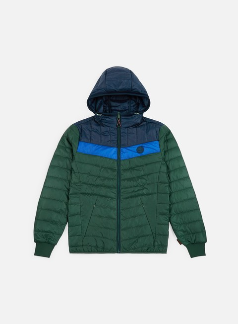 giacche timberland skye peak tf hooded jacket dark sapphire