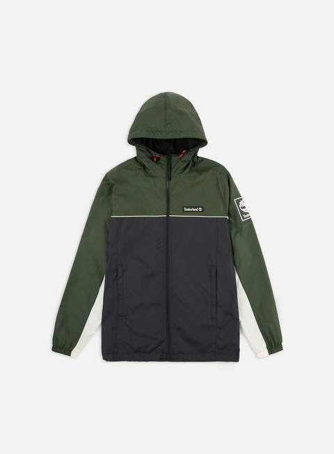 Light Jackets Timberland Windbreaker Fz Jacket