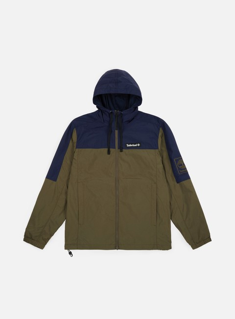 Sale Outlet Light Jackets Timberland Windbreaker Jacket