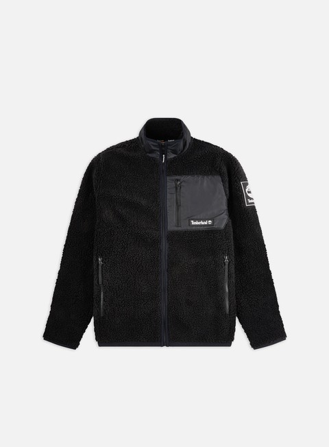 Maglioni e Pile Timberland YC Outdoor Archive Sherpa Fleece Jacket