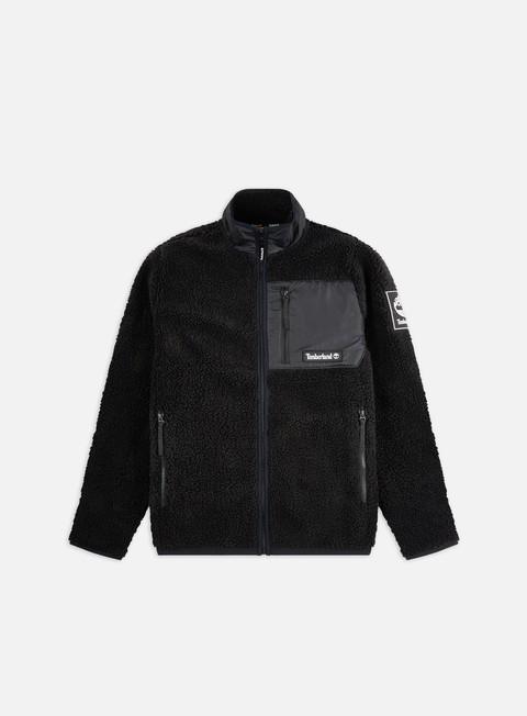 Outlet e Saldi Maglioni e Pile Timberland YC Outdoor Archive Sherpa Fleece Jacket