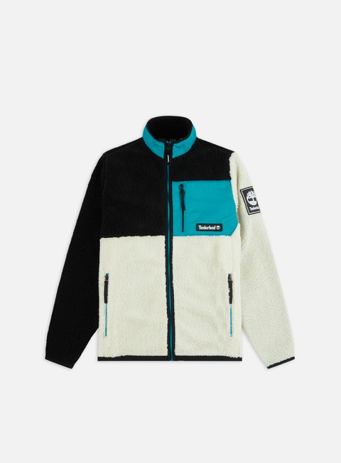 Giacche Intermedie Timberland YC Outdoor Archive Sherpa Fleece Jacket