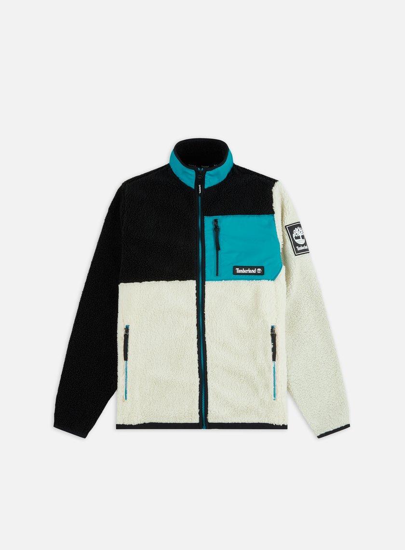 Timberland YC Outdoor Archive Sherpa Fleece Jacket