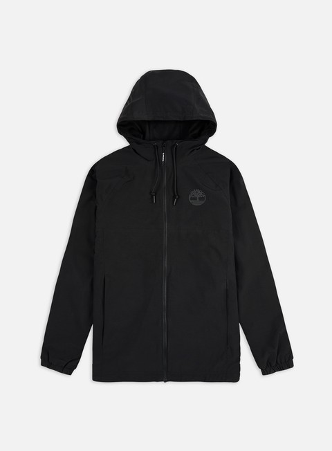 Timberland YC Waterproof Hooded Shell Jacket