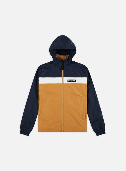 Giacche Leggere Timberland YCC Hooded Full Zip Jacket