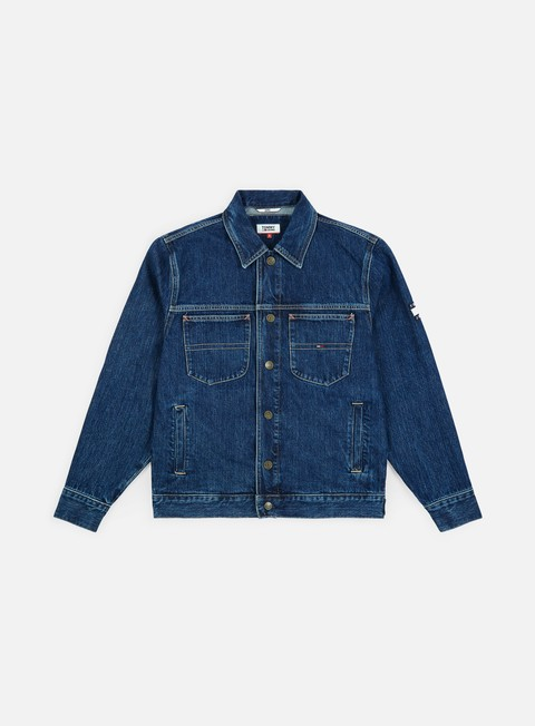 Denim Jackets Tommy Hilfiger Oversized Trucker Jacket
