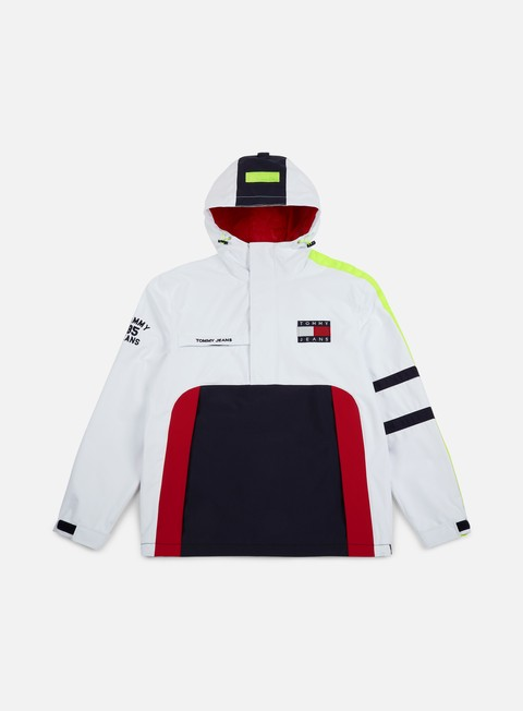 giacche tommy hilfiger tj 90 sailing jacket bright white